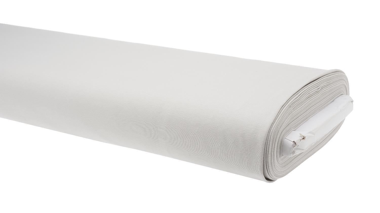 Jersey stoff uni grau meterware vbs hobby bastelshop for Tafelfarbe grau