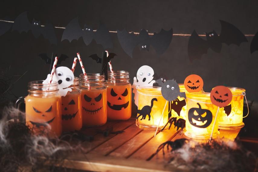 Schaurige Halloween Deko Vbs Hobby Bastelshop