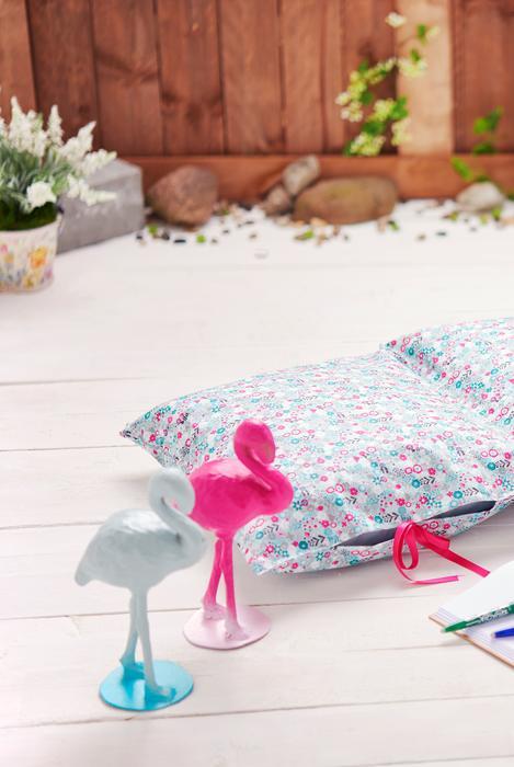 sommerliche flamingo deko vbs hobby bastelshop. Black Bedroom Furniture Sets. Home Design Ideas