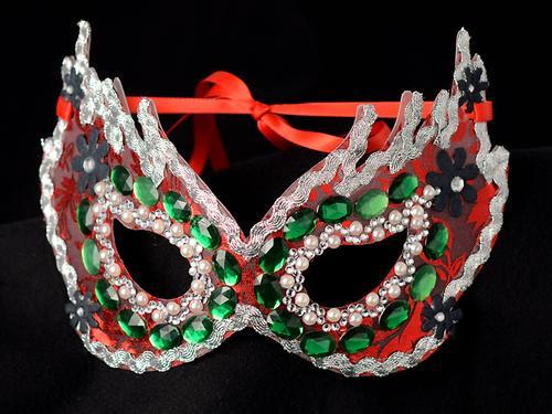 venezianische masken selber machen vbs hobby. Black Bedroom Furniture Sets. Home Design Ideas