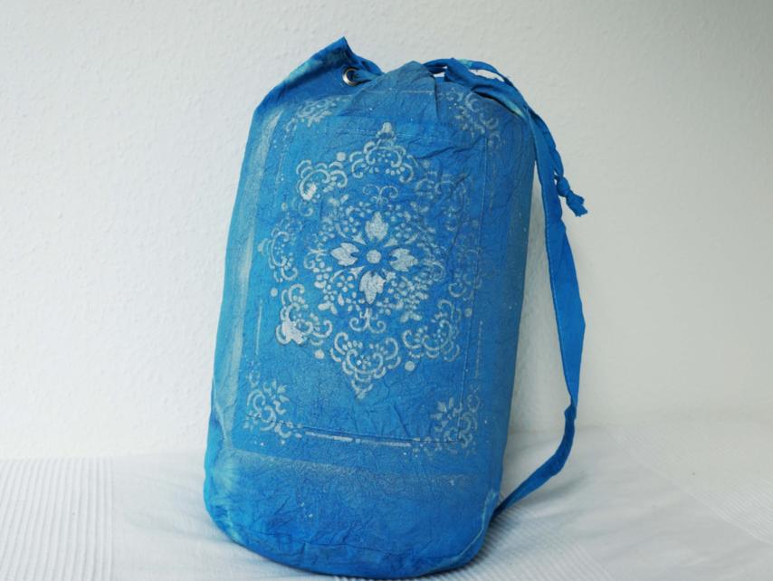 Batik selber machen stofftasche vbs hobby - Industrie look selber machen ...
