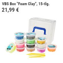 "VBS Box ""Foam Clay"""