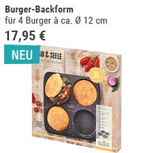 Burger-Backform
