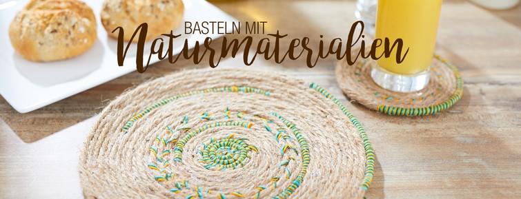 Basteln mit Naturmaterialien online bestellen bei VBS Hobby