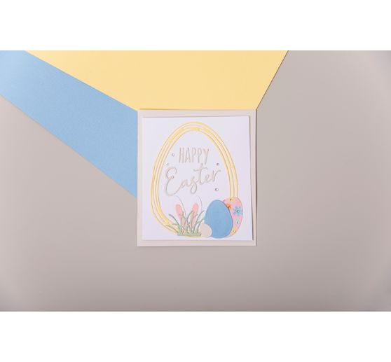 "Sizzix Thinlits Stanzschablone ""Easter Sentiments"""