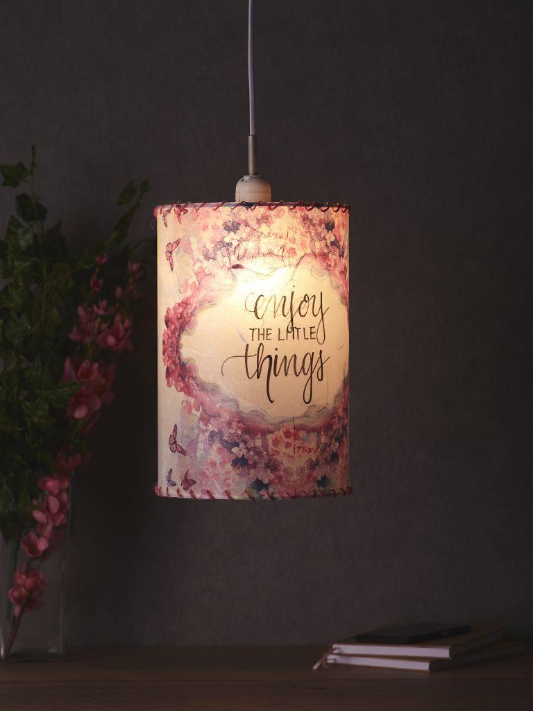 lampen basteln mit lampenfolie