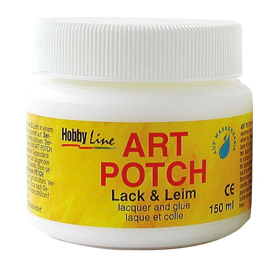 Serviettenlack Art Potch, matt, 150 ml
