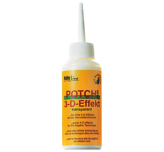 Potch 3D Lack, 80 ml